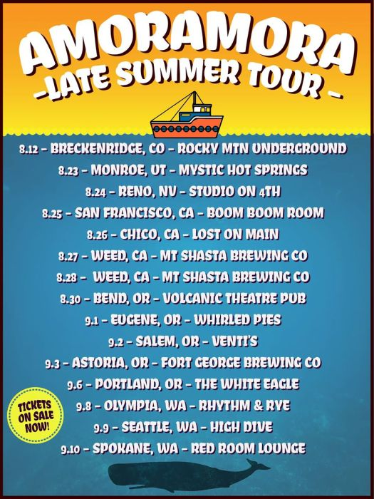 Late Summer Tour